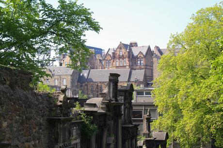 Mystérieuse Edimbourg…