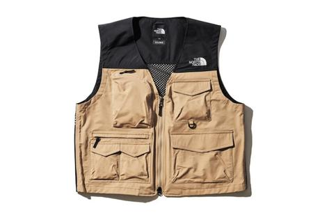 The North Face et BEAMS