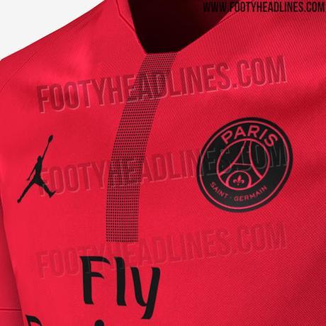 Un jersey PSG x Jordan Brand pour la saison prochaine