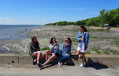 que faire à l'île d'orléans plage