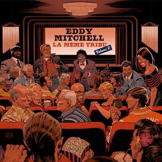 Eddy Mitchell même tribu