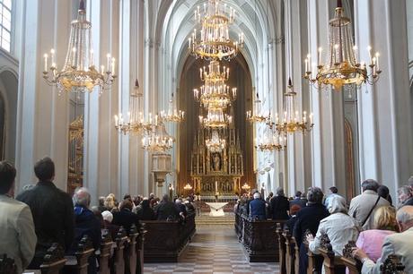 vienne augustinerkirche église saint augustin hofburg messe chantée