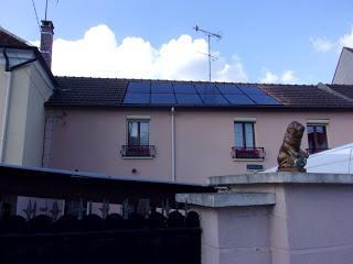 Merci à l'équipe d'installateurs de chez France PAC Environnement