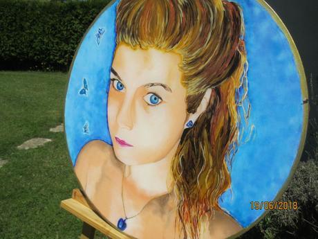 portrait de Laurie