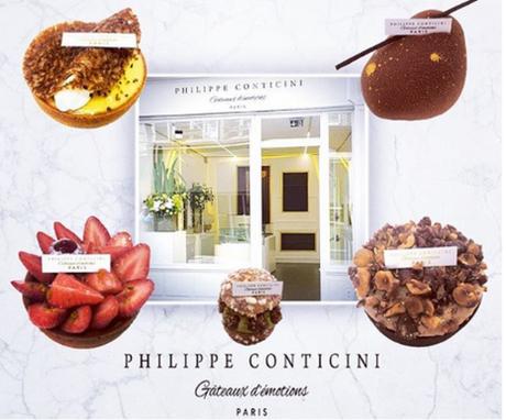 Gateaux d'Emotion, pré-ouverture de la nouvelle pâtisserie de Philippe Conticini