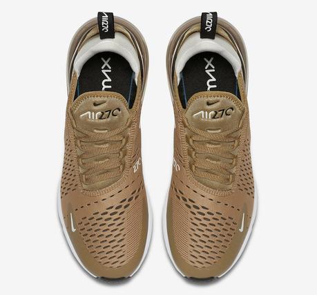 Nike Air Max 270 Elemental Gold