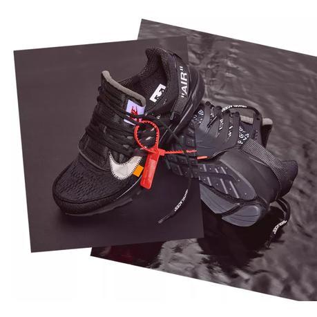 Date de sortie : Off-White x Nike Air Presto