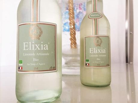 Les Limonades Elixia pour un instant fraîcheur