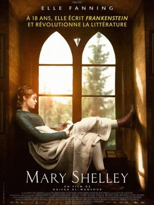 [Trailer] Mary Shelley : Elle Fanning et le mythe de Frankenstein