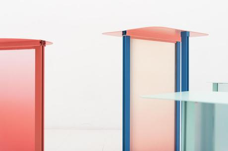 Projet étudiant : La collection colorée Framemust du studio Femme Atelier