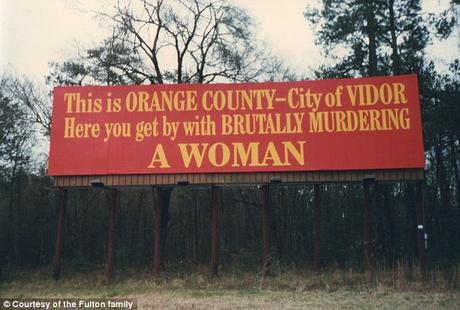 Panneaux Publicitaires, Tout près de Beaumont, Texas