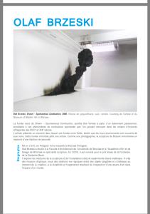 Fondation François SCHNEIDER « L'Atlas des nuages » à partir du 22 Juin 2018 – à WATTWILLER 68 700
