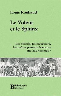 Louis Roubaud, « Le Voleur et le Sphinx » en édition numérique