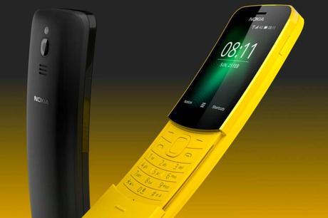 Le Nokia 8110 disponible en pré-commande à partir du 22 juin