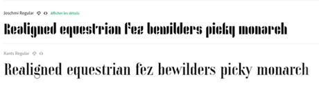 [Typographie] : Adobe dévoile The Hidden Treasures Bauhaus Dessau, 5 polices inachevées des maîtres du Bauhaus disponibles gratuitement