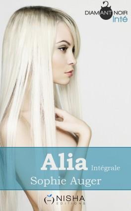 Alia, les voleurs de l'ombre, Sophie Auger