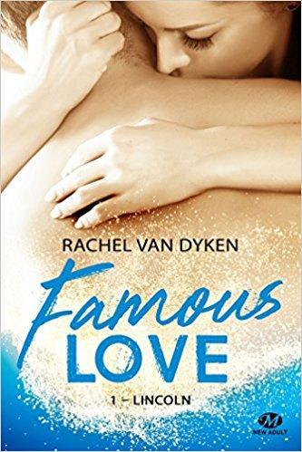 Mon avis sur le 1er tome très sympathique de Famous de Rachel Van Dyken