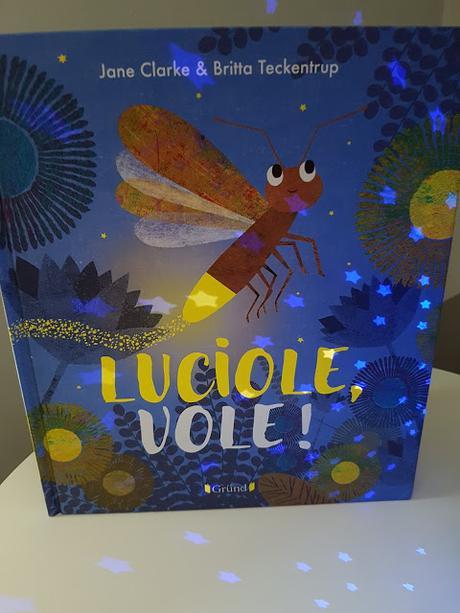 Luciole, vole ! de Jane Clarke et Britta Teckentrup