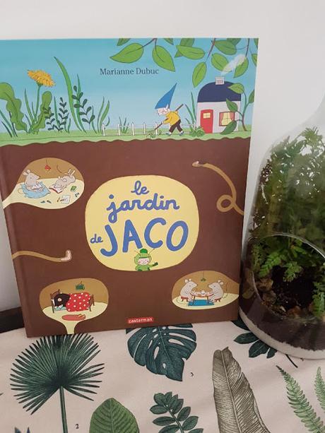 Le jardin de Jaco de Marianne Dubuc