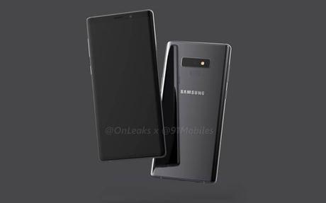 Galaxy Note 9 : des rumeurs autour d'une variante de stockage