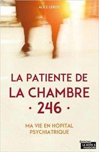 « La patiente de la chambre 246 », Alice Leroy, La Boîte à Pandore