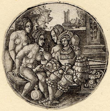 Le Monogrammiste S et ses scènes profanes