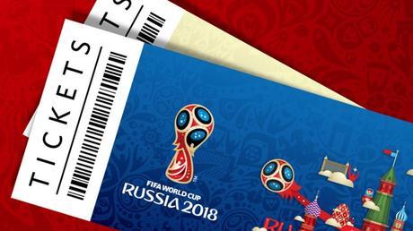 5 astuces pour gagner des places pour aller voir un match de la coupe du monde de football 2018 en Russie