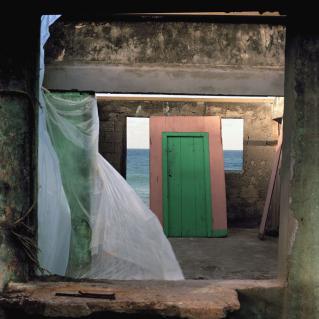 Jean- Luc de Laguarigue Sans-titre. Nord-Plage, Martinique 2003