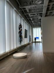 Vue d'ensemble , installation d' 'Ernest BreleurPhoto Ivette Romero