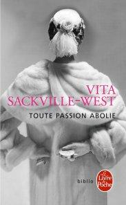 Toute passion abolie, de Vita Sackville-West