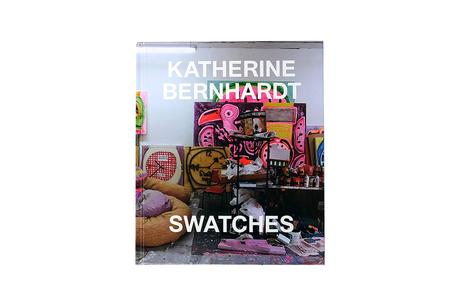 KATHERINE BERNHARDT – SWATCHES