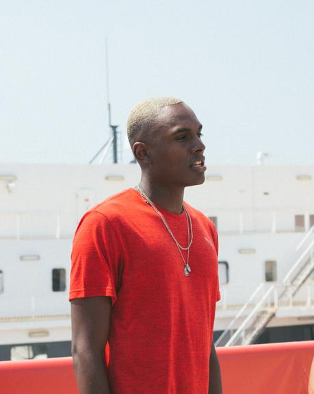 On a parlé du dernier album de Kanye West et training avec Lewis Hamilton