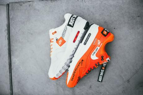 Date de sortie : Nike Air Max 1 LX Just Do It Pack