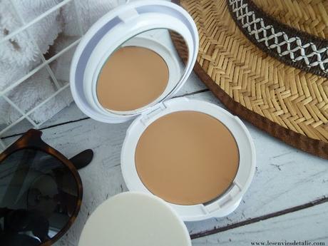J'ai testé la Crème d'eau compacte teintée, une innovation signée Uriage
