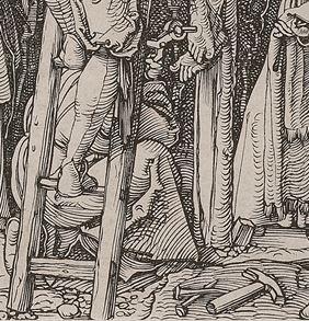 Durer BD 06 deposition Petite Passion sur bois 1508-10