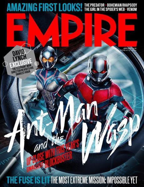 Ant-Man & Wasp: Le plein de posters !