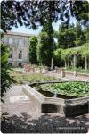 Villeneuve-lez-Avignon : l'Abbaye Saint André et l'Hortus Café #roadtripenprovence