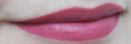 Liquid matte longwear liquid lipstick So susan