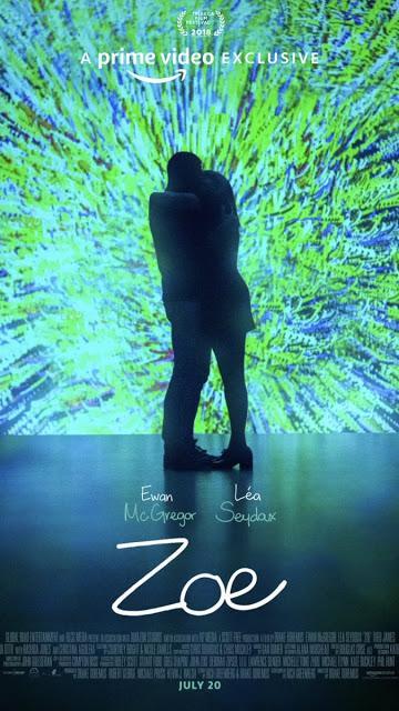 Premier trailer pour Zoe de Drake Doremus