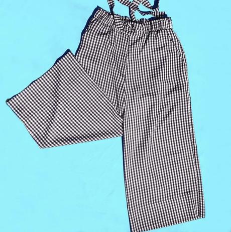 Trendy avec un pantalon taille haute