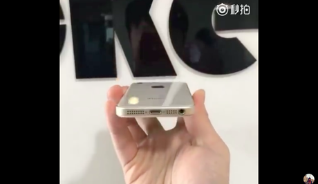 iPhone SE 2 : des photos dévoilent un dos en verre et un port Jack