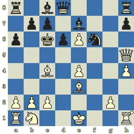 Quiz du jour sur les échecs : les Blancs jouent et matent en 2 coups
