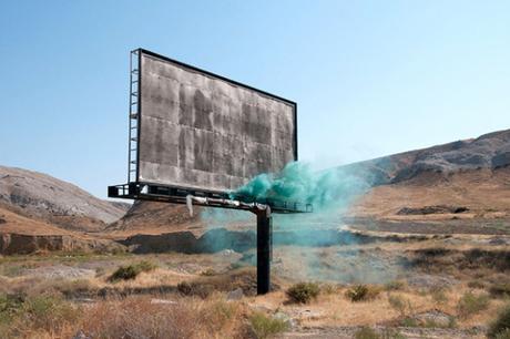 Blossom, une série de photographies où la fumée tient le premier rôle