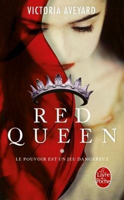 Mon avis sur l'intriguant Red Queen de Victoria Aveyard