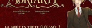 Critique Manga – Moriarty tome 1 : l'anti-Sherlock qui te veut du bien
