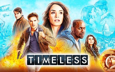 NBC annule Timeless, mais un film est possible !