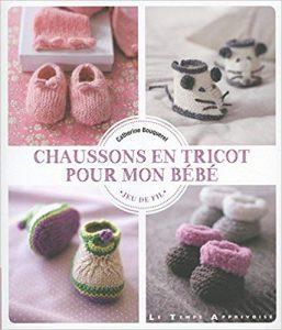 Chaussons debébés:Comment les tricoter facilement — test — Laura