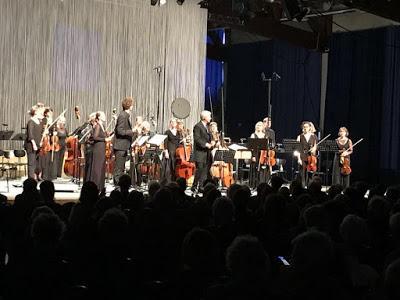 Strauss et Purcell en cocktail d'ouverture du Festival Richard Strauss à Garmisch: