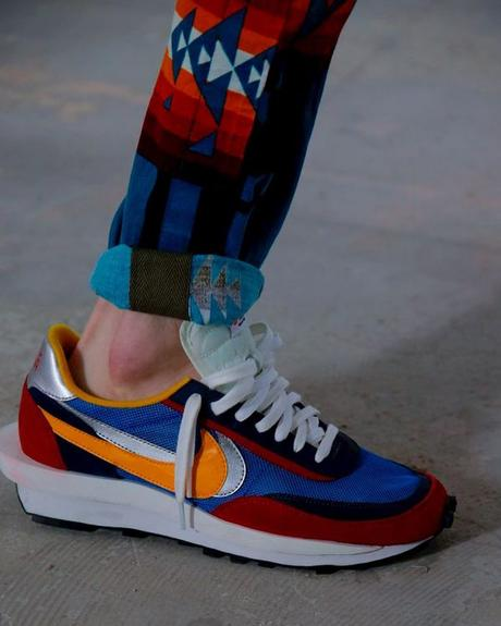 Sacai x Nike Daybreak Double Deconstructed SS19