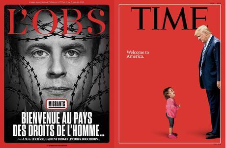 581ème semaine politique: la capitulation européenne de Macron.